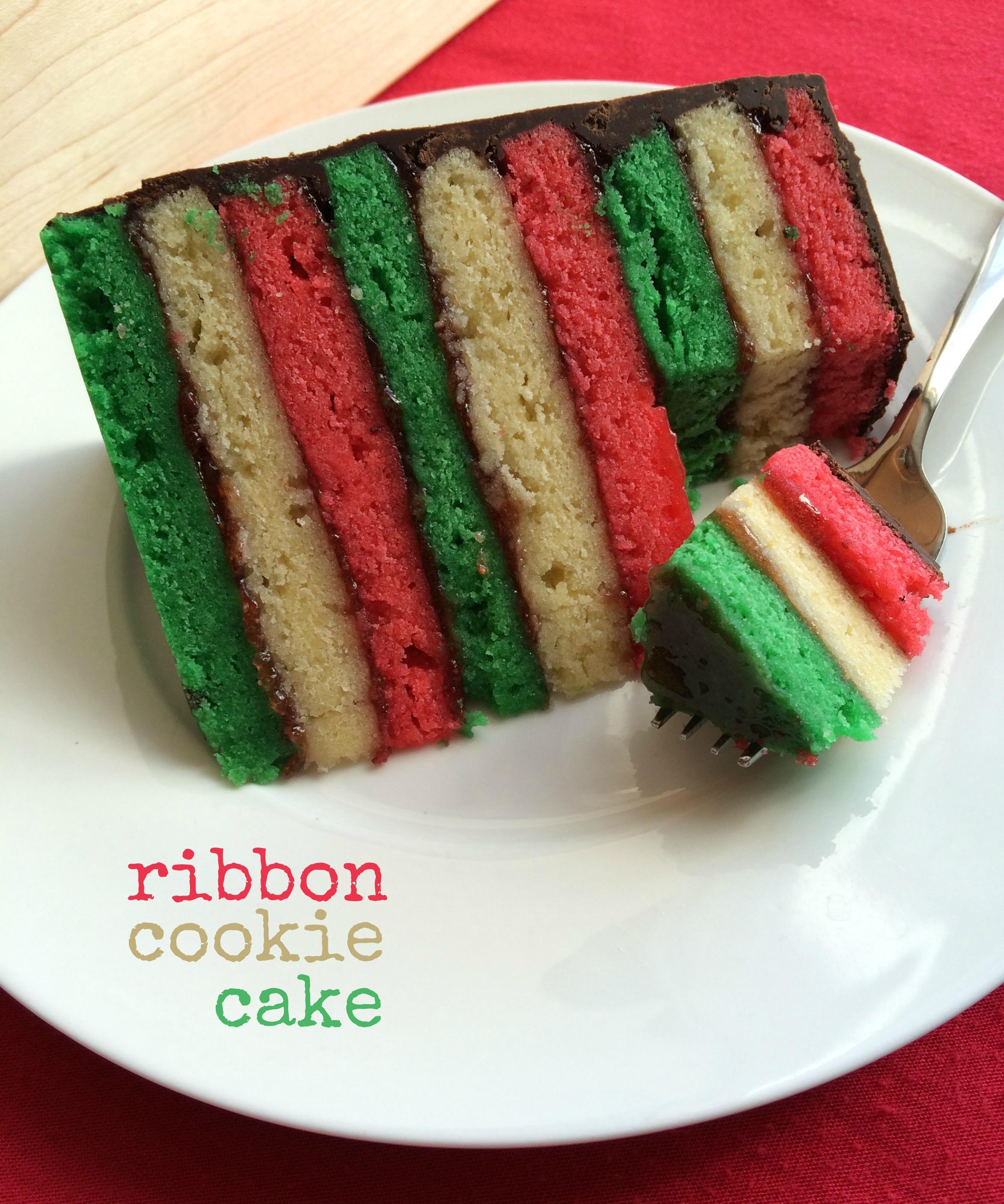 Seven layer cookie cake recipe